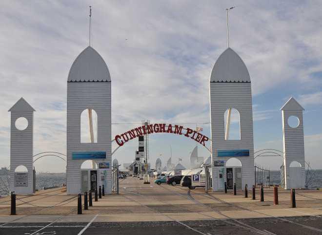 Cunningham Pier 2