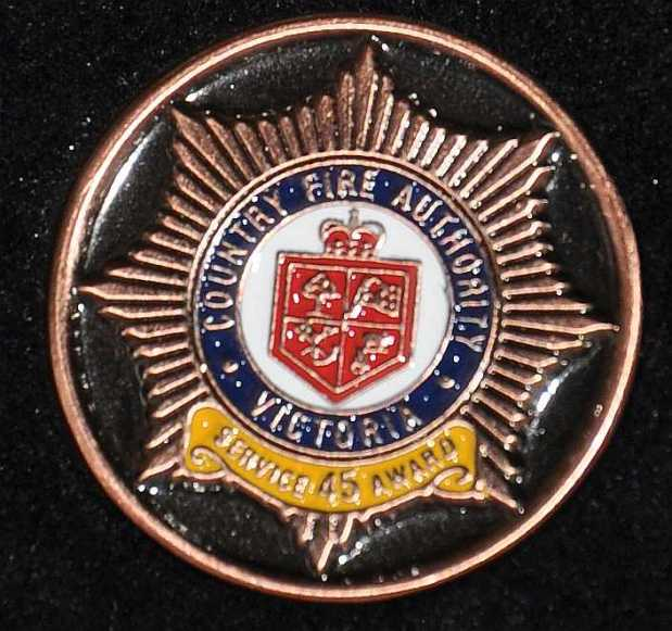 CFA Medal