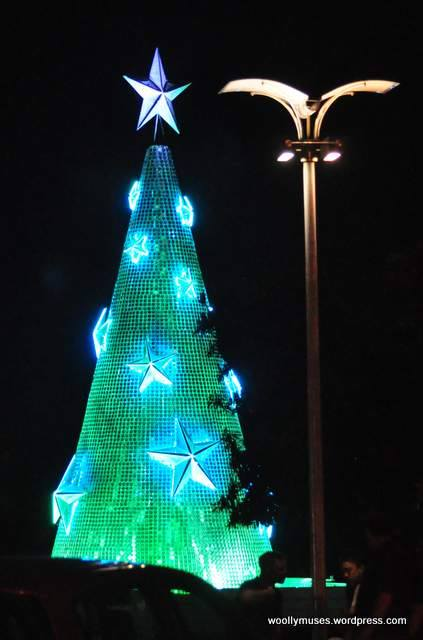 Christmas Tree Geelong 2015