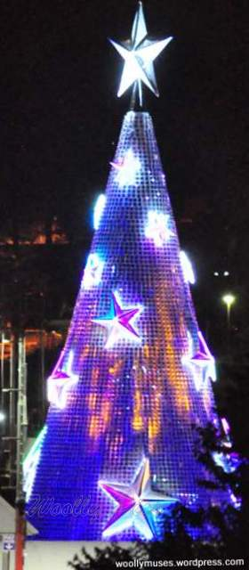 Geelong Floating Christmas tree_0704