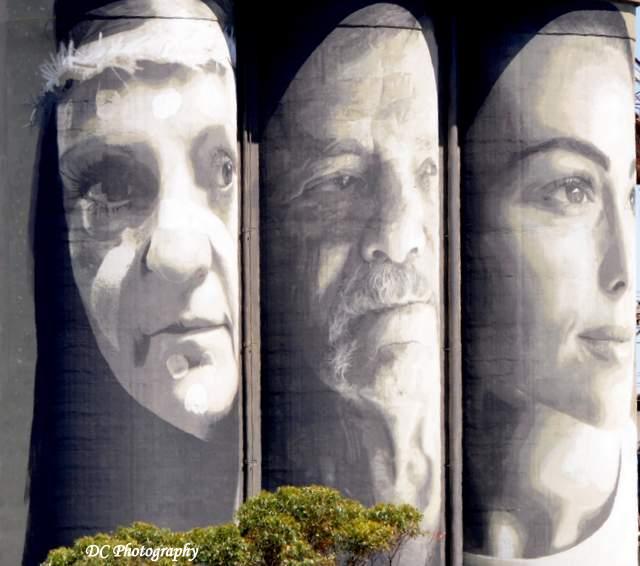 Geelong Cement Works Art